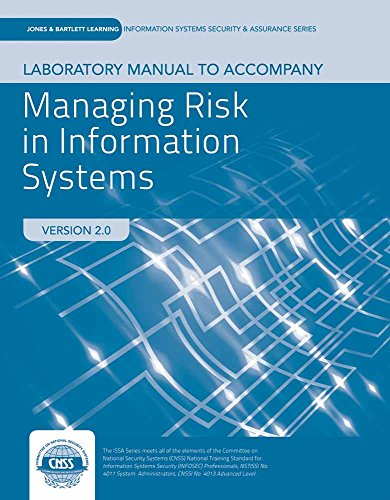 9781284058680: Lab Manual to accompany Managing Risk in Information Systems (Jones & Bartlett Learning Information Systems Security & Assurance)
