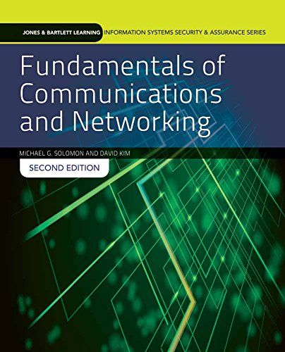 9781284060140: Fundamentals of Communications and Networking (Jones & Bartlett Learning Information Systems Security & Assurance)