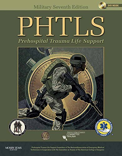 9781284061567: PHTLS Prehospital Trauma Life Support: Military Edition