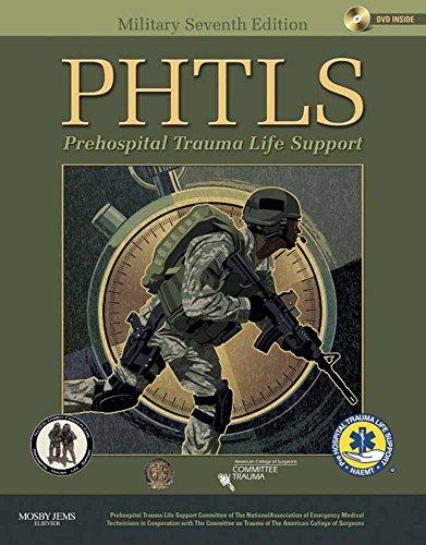 9781284061567: PHTLS Prehospital Trauma Life Support: Military Edition