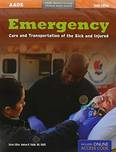 9781284061956: Emergency: Care and Transportation of the Sick and Injured
