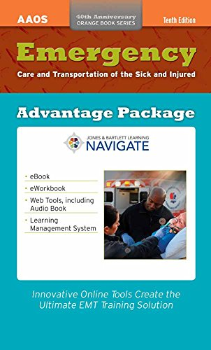 9781284062014: Emergency Care and Transportation of the Sick and Injured Advantage Package, Print Edition