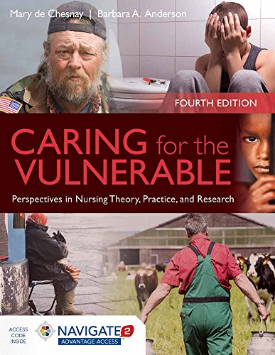 9781284066272: Caring For The Vulnerable: Perspectives in Nursing Theory, Practice and Research