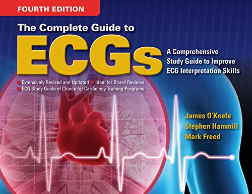 9781284066340: The Complete Guide to ECGs