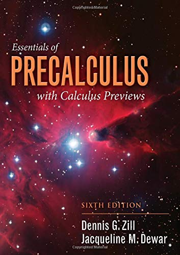 9781284066975: Student Resource Manual To Accompany Essentials Of PRECALC