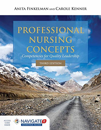 9781284067767: Professional Nursing Concepts: Competencies for Quality Leadership
