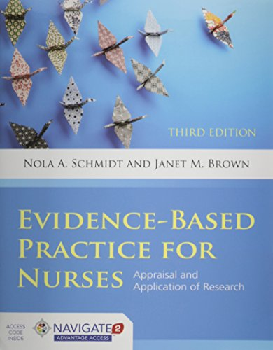 9781284070088: Evidence-Based Practice For Nurses: Appraisal and Application of Research