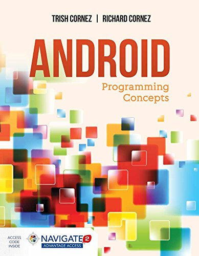 9781284070705: Android Programming Concepts