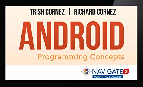 9781284070750: Navigate 2 Advantage Access For Android Programming Concepts