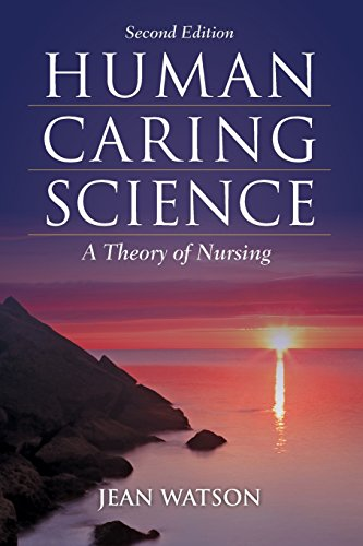 9781284071443: Human Caring Science: A Theory of Nursing