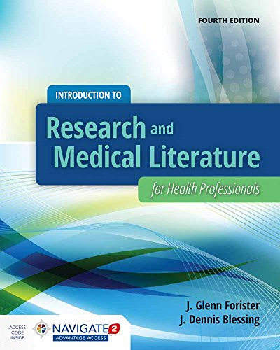 9781284072426: Navigate 2 Advantage Access For Introduction To Research And Medical Literature For Health Professionals