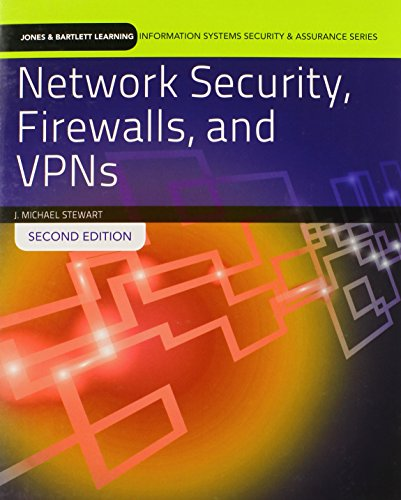 9781284074376: Network Security, Firewalls, and VPNs