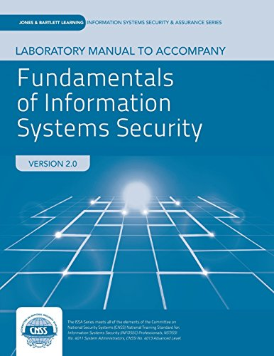 9781284074932: FUNDAMENTALS OF INFORMATION SYSTEMS SECURITY LAB MANUAL