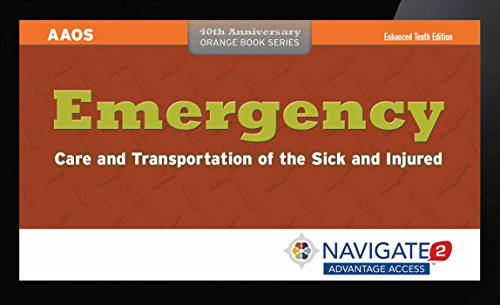9781284075069: Navigate 2 Advantage Access For Emergency Care And Transportation Of The Sick And Injured