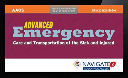 9781284075359: Navigate 2 Advantage Access for Advanced Emergency Care and Transportation of the Sick and Injured