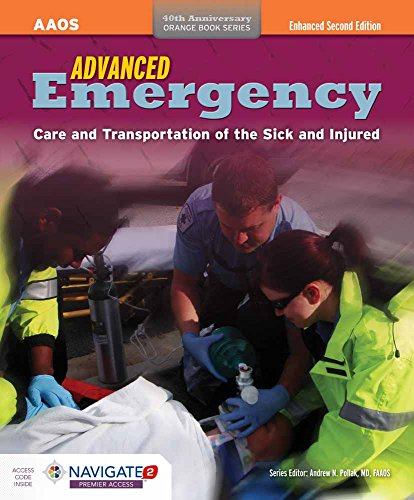 9781284075663: Advanced Emergency Care and Transportation of the Sick and Injured (Orange Book)