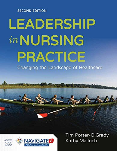 9781284075908: Leadership in Nursing Practice: Changing the Landscape of Health Care