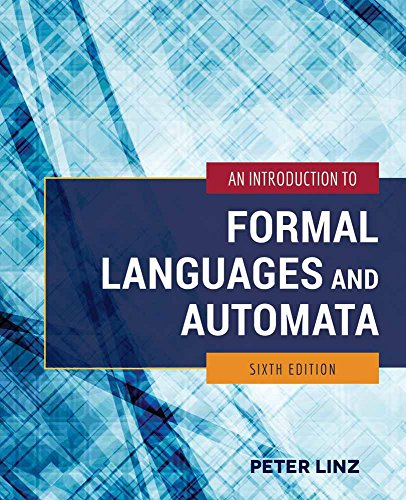 9781284077247: An Introduction to Formal Languages and Automata