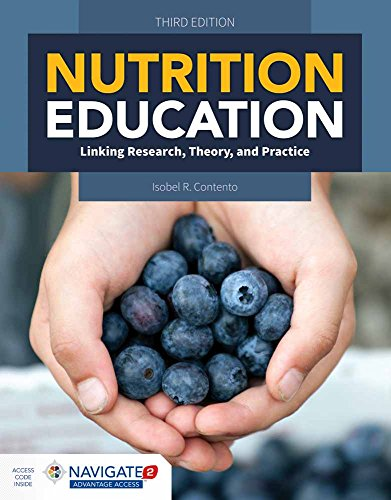 9781284078008: Nutrition Education: Linking Research, Theory & Practice