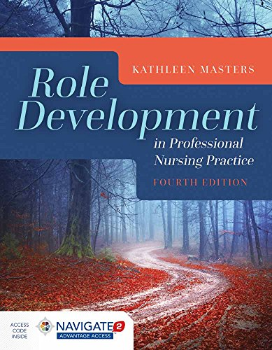 9781284078329: Role Development in Professional Nursing Practice