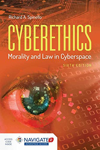 9781284081398: Cyberethics: Morality and Law in Cyberspace