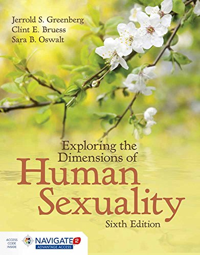9781284081541: Exploring the Dimensions of Human Sexuality (Navigate 2 Advantage)