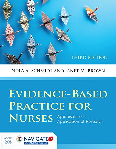 9781284081589: Evidence-Based Practice For Nurses: Appraisal And Application Of Research