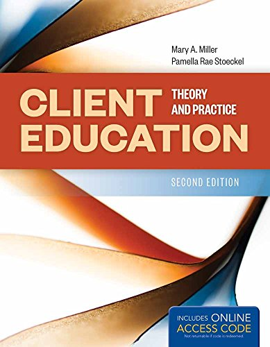 9781284085037: Client Education: Theory And Practice