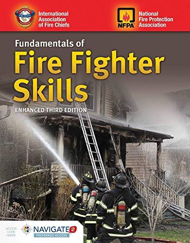 9781284085068: Fundamentals of Fire Fighter Skills