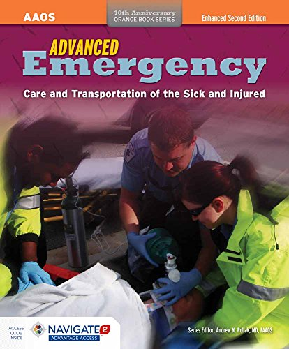 9781284085853: Advanced Emergency Care And Transportation Of The Sick And Injured