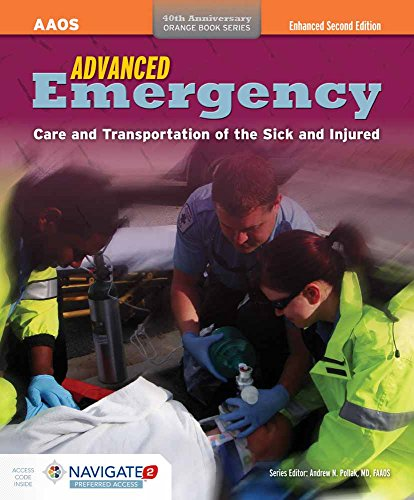 9781284085884: Advanced Emergency Care and Transportation of the Sick and Injured