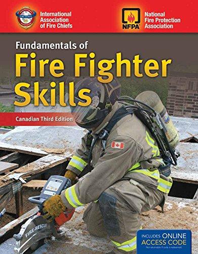 9781284086447: Canadian Fundamentals Of Fire Fighter Skills