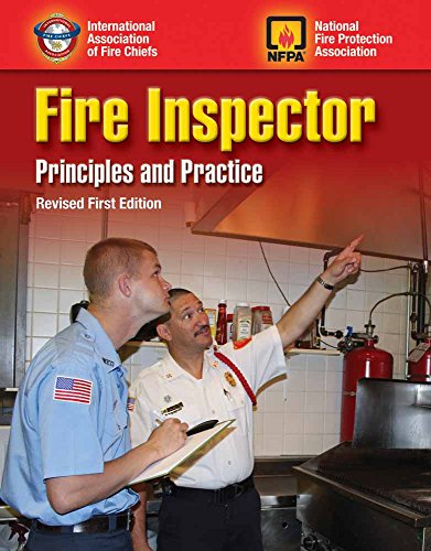 9781284087277: Fire Inspector: Principles And Practice: Revised First Edition