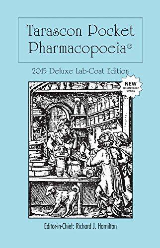 9781284090512: Tarascon Pocket Pharmacopoeia 2015 Deluxe Lab-Coat Edition