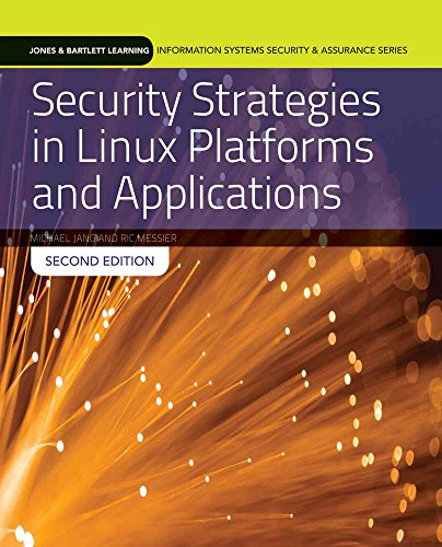 9781284090659: Security Strategies in Linux Platforms and Applications