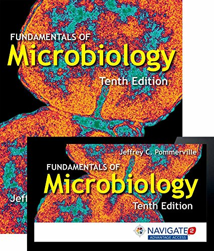 9781284093179: Fundamentals of Microbiology with Navigate 2 Advantage Access: Bundle Package