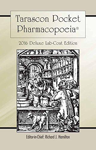 9781284095289: Tarascon Pocket Pharmacopoeia 2016 Deluxe Lab-Coat Edition