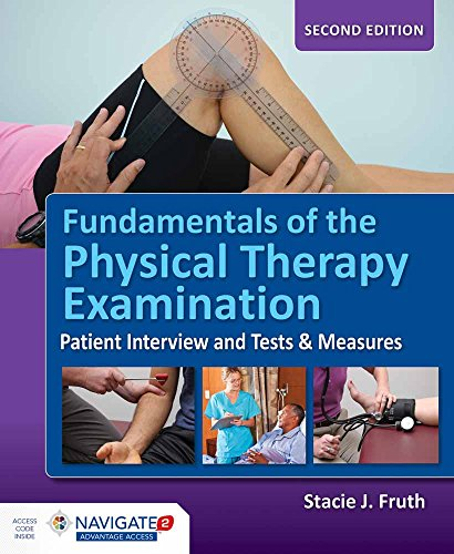Fundamentals Of The Physical Therapy Examination: Patient: fruth