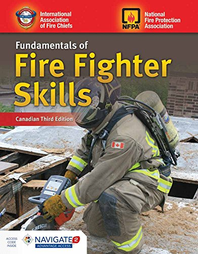 9781284099829: Canadian Fundamentals Of Fire Fighter Skills (Navigate 2 Advantage Access)