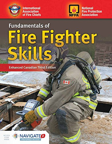 9781284099843: Canadian Fundamentals Of Fire Fighter Skills (Navigate 2 Preferred Access)