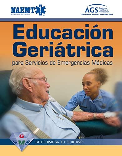 9781284103113: GEMS Spanish: Educacion Geriatrica para Servicios de Emergencias Medicas
