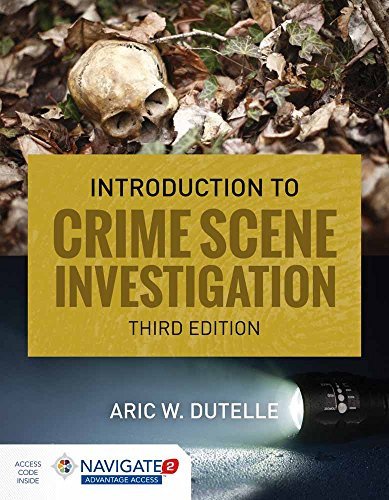 9781284108149: An Introduction to Crime Scene Investigation