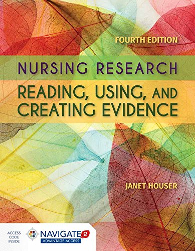 9781284110043: Nursing Research: Reading, Using and Creating Evidence