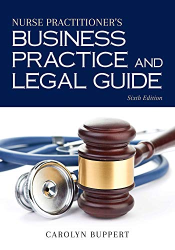9781284117165: Nurse Practitioner's Business Practice and Legal Guide