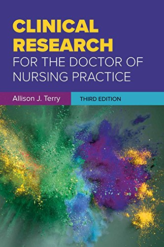 Clinical Research for the Doctor of Nursing Practice: Allison J. Terry