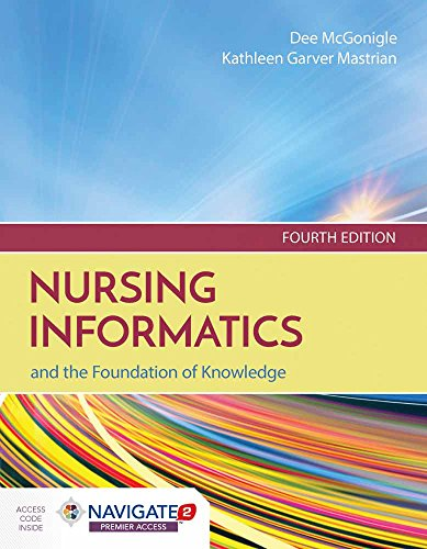 9781284121247: Nursing Informatics and the Foundation of Knowledge