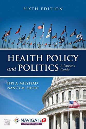 9781284126372: Health Policy and Politics: A Nurse's Guide