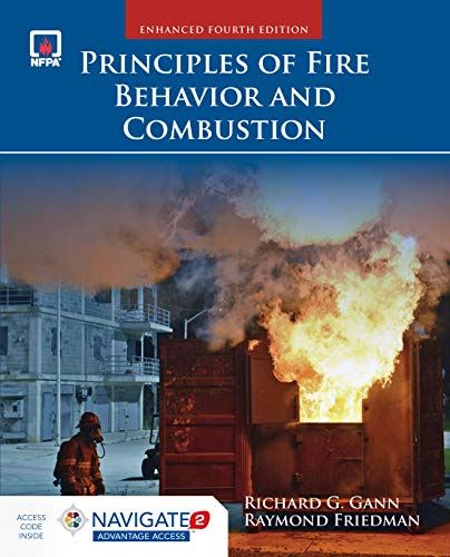 9781284136111: Principles of Fire Behavior and Combustion
