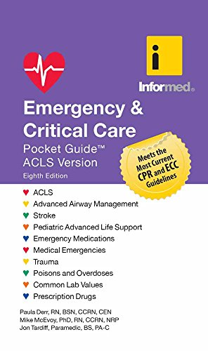 9781284136999: Emergency & Critical Care Pocket Guide