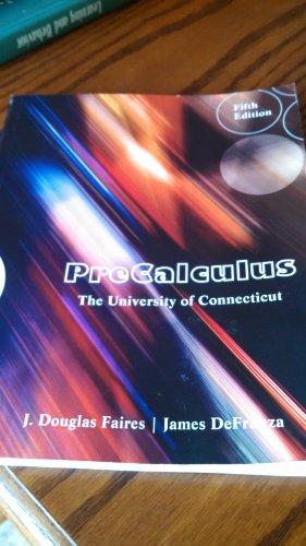 9781285008998: Pre-calculus